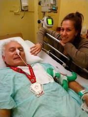 Éprouvée par l'AVC subi par son père, qu'elle a vécu à distance, la judoka... - image 4.0