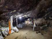 La découverte a été effectuée dans la grotte... (PHOTO FOURNIE PAR DONGJU ZHANG, DE L'UNIVERSITÉ DE LANGZHOU) - image 5.0