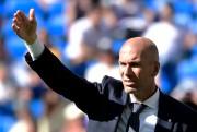 Zinédine Zidane au stade Santiago-Bernabéu le 5 mai... (AFP) - image 2.0