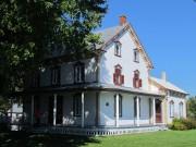 L'ancienne maison d'André Lauzon, bâtie par un cultivateur... (PHOTO TIRÉE DE L'INVENTAIRE DE LA MRCDE D'AUTRAY) - image 4.0
