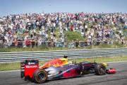 Max Verstappen, au volant de sa Red Bull... (PHOTO JERRY LAMPEN, AFP) - image 3.0