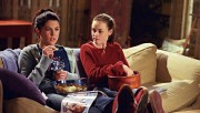Lauren Graham et AlexisBledeldans la série Gilmore Girls... (PHOTO FOURNIE PARWARNER BROS.) - image 2.0