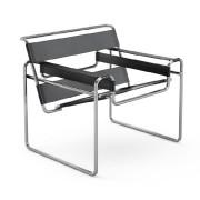Le fauteuil Wassily de Marcel Breuer, aujourd'hui commercialisé... (PHOTO TIRÉE DU SITE WEB DE KNOLL) - image 4.0