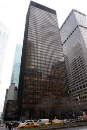 Le Seagram Building a été construit dans les... (PHOTO ARCHIVES THE NEW YORK TIMES) - image 5.0