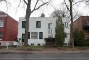 Cette maison de l'avenue Querbes, à Outremont, ne... (PHOTO MARTIN CHAMBERLAND, LA PRESSE) - image 8.0
