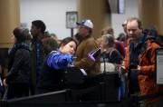 «À l'aéroport de San Francisco, par exemple, le... (PHOTO ROBERT GALBRAITH, REUTERS) - image 4.0