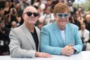 Elton John et le parolier Bernie Taupin lors... (PHOTO LOIC VENANCE, AFP) - image 2.0