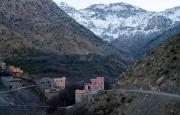 Un village au pied du Haut-Atlas.... (AFP) - image 4.0