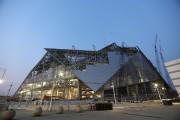 La série Méga constructions. Ici la construction du... (PHOTO FOURNIE PAR ICI EXPLORA) - image 10.0