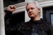 Julian Assange est présentement détenu dans une prison... (REUTERS) - image 1.0