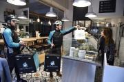 Deliveroo déclare travailler avec 80000restaurants et disposer d'un... (PHOTO ERIC FEFERBERG, ARCHIVES AGENCE FRANCE-PRESSE) - image 2.0