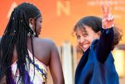 La réalisatrice Mati Diop présentait hier Atlantique, unpremier... (PHOTO CHRISTOPHE SIMON, AGENCE FRANCE-PRESSE) - image 4.0