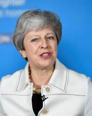 En raison de l'épineux dossier du Brexit, Theresa... (PHOTO TOBY MELVILLE, REUTERS) - image 2.0
