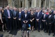 Theresa May a pris la tête du Parti... (PHOTO DANIEL LEAL-OLIVAS, ARCHIVES AGENCE FRANCE-PRESSE) - image 3.0