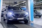 Mercedes vient de commencer à produire le VUS... (PHOTO MERCEDES-BENZ) - image 4.0