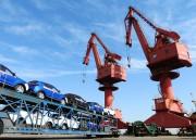 Des voitures destinées au marché américain au port... (PHOTO ARCHIVES AGENCE FRANCE-PRESSE) - image 3.0