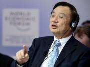 Ren Zhengfei, fondateur de Huawei... (PHOTO FABRICE COFFRINI, AFP) - image 2.0
