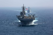 Le USS Abraham Lincoln... (PHOTO ASSOCIATED PRESS) - image 2.0