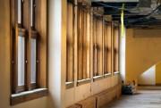 Les fenêtres de bois de la gare Windsor... (PHOTO OLIVIER JEAN, LA PRESSE) - image 2.0