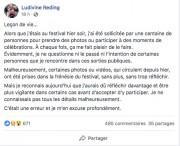 Le lendemain de son... (TIRÉE DE LA PAGE FACEBOOK DE LUDIVINE REDDING) - image 3.0