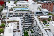 Les phases8 à11 du complexe Lowney, dans Griffintown,... (PHOTO DAVID BOILY, ARCHIVES LA PRESSE) - image 2.0