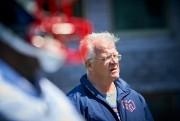 Mike Sherman, entraîneur-chef des Alouettes... (PHOTO ANDRÉ PICHETTE, LA PRESSE) - image 2.0