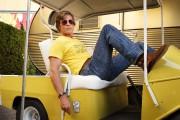 Brad Pitt dans une scène de Once Upon... (AP) - image 5.0