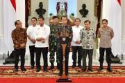 Joko Widodo s'est adressé aux médias, mercredi, dans... (AFP) - image 2.0