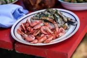 Crevettes nordiques et couteaux de mer font bon... (PHOTO HUGO-SÉBASTIEN AUBERT, LA PRESSE) - image 5.0