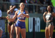 Allyson Felix en 2016... (PHOTO KIRBY LEE, ARCHIVES USA TODAY SPORTS) - image 2.0