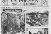 La Une de La Presse du 7août1926... (PHOTO ARCHIVES LA PRESSE) - image 3.0