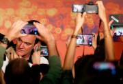 Le réalisateur américain Quentin Tarantino a répondu hier... (PHOTO REGISDUVIGNAU, REUTERS) - image 7.0
