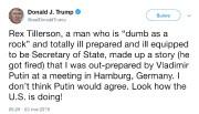 Donald Trump a de nouveau accusé jeudi son ancien secrétaire d'État Rex... - image 2.0
