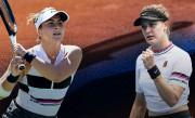 Bianca Andreescu et Eugenie Bouchard... (PHOTOMONTAGE LA PRESSE) - image 2.0