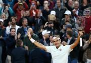 Roger Federer... (PHOTOMATTEO CIAMBELLI, ARCHIVES REUTERS) - image 10.0
