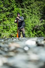 L'aventurier Martin Trahan durant une expédition... (PHOTO PAUL BOUCHER, FOURNIE PAR MARTIN TRAHAN) - image 2.0