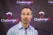 Nicolas Arsenault,président et fondateur de ChallengeU... (PHOTO IVANOH DEMERS, ARCHIVES LA PRESSE) - image 3.0