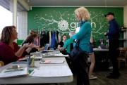 Des bénévoles du Parti vert du Canada étaient... (PHOTOCHAD HIPOLITO, ARCHIVES LA PRESSE CANADIENNE) - image 3.0