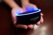 Le produit Amazon Echo.... (PHOTO MIKE STEWART, ARCHIVES AP) - image 2.0