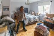Roger Landry, propriétaire de l'immeuble... (PHOTO MARTIN TREMBLAY, LA PRESSE) - image 7.0