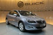 La Buick Excelle, jumelle chinoise de la Verano.... (PHOTO BUICK) - image 2.0