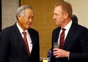 Le secrétaire américain à la Défense, Patrick Shanahan,... (PHOTO FELINE LIM, REUTERS) - image 2.0