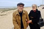 Rémy et Marguerite Cassigneul... (PHOTO JEAN-CHRISTOPHE LAURENCE, LA PRESSE) - image 2.0