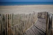 Juno Beach s'inscrit dans un vaste circuit touristique,... (PHOTO STÉPHANE MAHÉ, ARCHIVES REUTERS) - image 2.0