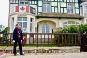 Sur la plage de Bernières-sur-Mer s'élève la «Maison... (PHOTO JEAN-CHRISTOPHE LAURENCE, LA PRESSE) - image 4.0