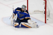 Jordan Binnington... (PHOTO BILLY HURST, USA TODAY SPORTS) - image 2.0