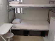 Une cellule du Metropolitan Correctional Center.... (AP) - image 2.0