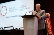 Le juge manitobain Murray Sinclair présidait la Commission... (PHOTOADRIAN WYLD, ARCHIVES LA PRESSE CANADIENNE) - image 3.0
