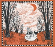 Le festival des corbeaux, dePhilippe Shewchenko... (IMAGE FOURNIE PAR L'ÉDITEUR) - image 12.0