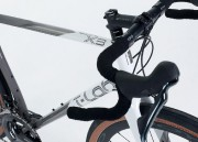 Le cadre du vélo tout-terrain (gravel bike) X3,... (PHOTO FOURNIE PARVISCERALPERFORMANCE) - image 2.0